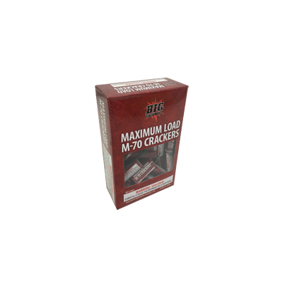 M-70 MAXIMUM LOAD CRACKERS