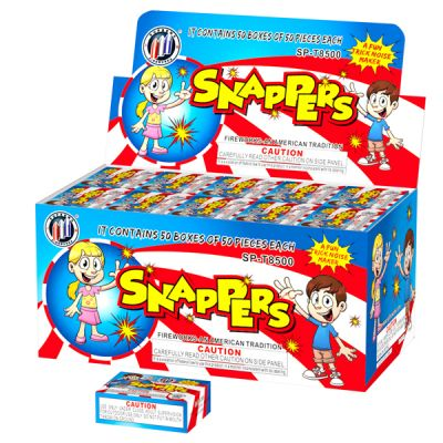 SMALL SNAPPERS